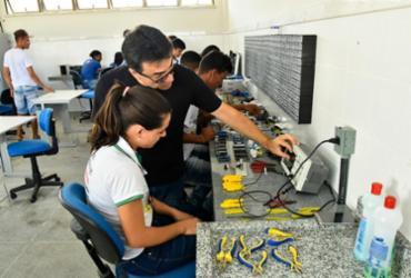 Prorrogadas as inscrições para 9 mil vagas gratuitas em cursos técnicos | Divulgação | SEC/BA