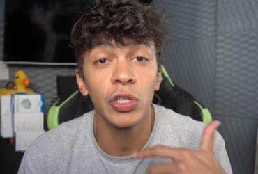 Júlio Cocielo faz vídeo pedindo desculpas por comentário racista | Reprodução | Youtube