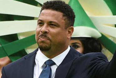 'Além da 9': Ronaldo Fenômeno deve ganhar série dirigida por Bruno de Luca | Patrik Stollarz | AFP