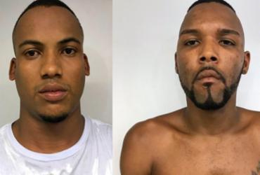 Suspeitos são presos com drogas no Calabar | Divulgação | SSP-BA