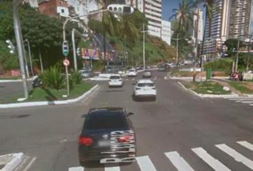Semáforos voltam a funcionar no cruzamento da Lucaia | Reprodução | Google Maps