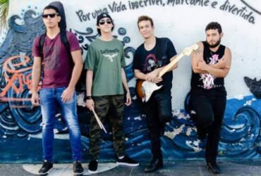 Banda Noturnos no Paraíso lança novo EP no Rock Games   Tersiane Machado   Ag. A TARDE