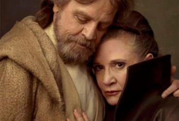 Carrie Fisher fará aparição póstuma em último 'Star Wars' | Reprodução | Instagram