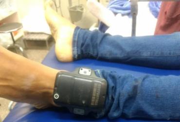 Jovem morre em confronto com PM após tentar violar tornozeleira   Divulgação   SSP