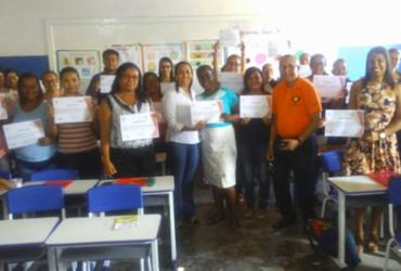 Professores em Cardeal da Silva são capacitados pelo DETRAN