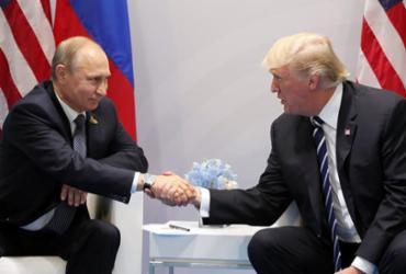 EUA: Trump chega à Finlândia para encontro com presidente da Rússia | Michael Klimentyev | Kremlin Pool | Reprodução | Agência Brasil