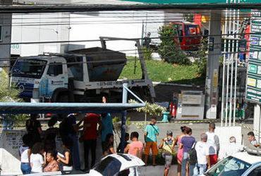 Vítimas de atropelamento no Trobogy têm quadro clínico estável | Luciano da Matta | Ag. A TARDE