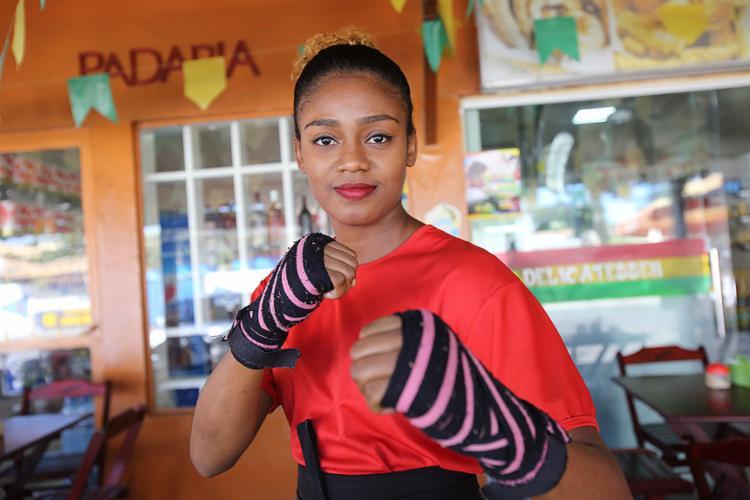 Para ir à Olimpíada, Elisângela precisa superar Fabiana e assumir a liderança na sua categoria