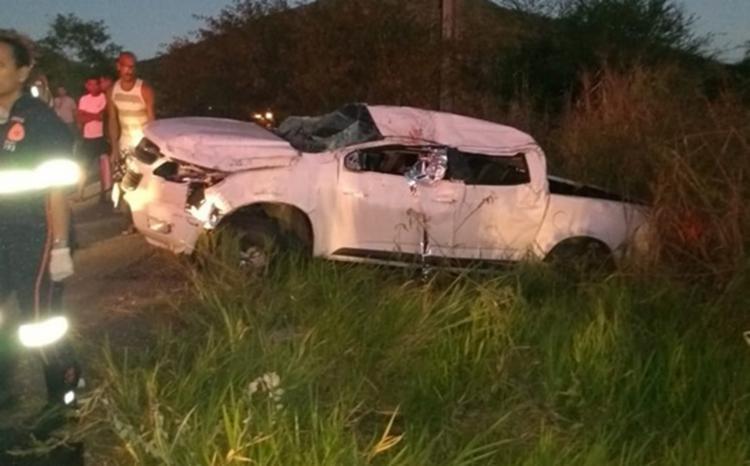 Segundo a PRF, britas espalhadas na pista podem ter causado os acidentes - Foto: Reprodução | Giro em Ipiaú