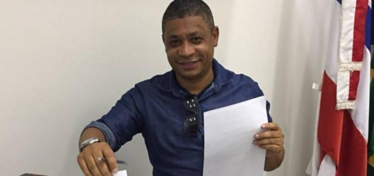 Admilson Figueredo da Hora morreu em um acidente de trânsito - Foto: Reprodução   Facebook