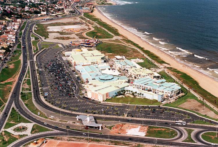 Aeroclube Plaza Show funcionou na Boca do Rio - Foto: Wilson Besnosik l Ag. A TARDE l 5.3.2000