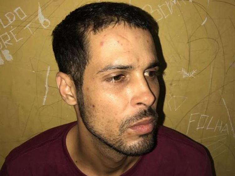 Iuri foi liberado da prisão há 11 dias e teria ameaçado a atual namorada de morte - Foto: Divulgação l Polícia Civil