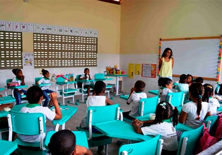 Salário inicial para professores de ensino fundamental é de R$ 2.009,13 - Foto: Andreyse Porto |Seduc | Reprodução | Acorda Cidade