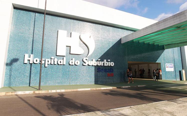 Soldado está internado na Unidade de Terapia Intensiva (UTI) do Hospital do Subúrbio, em Salvador - Foto: Divulgação