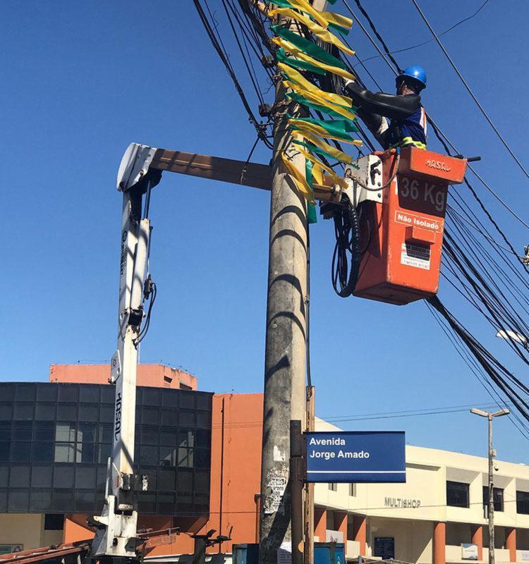 Empresas de telefonias foram notificadas - Foto: Divulgação | Coelba