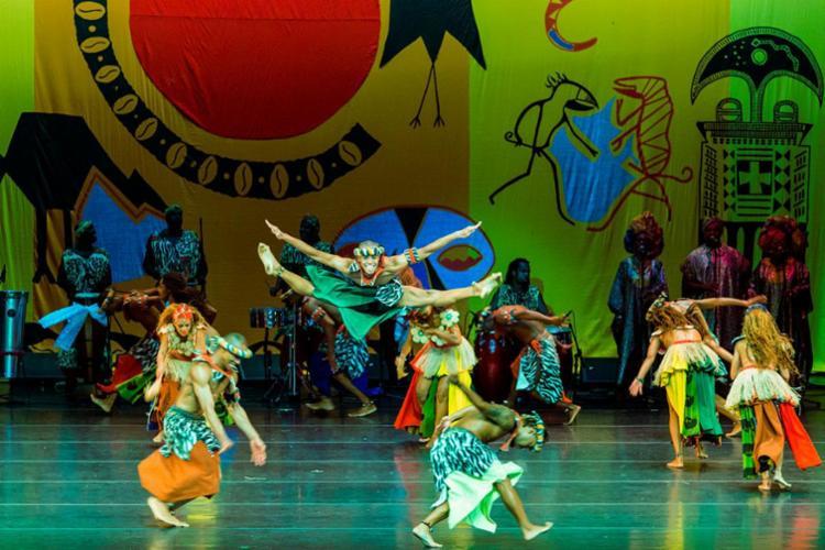 Nas últimas três décadas, companhia levou a cultura da Bahia para 24 países - Foto: Wendell Wagner   Divulgação