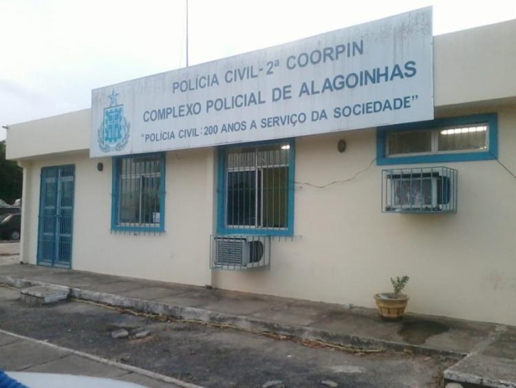 Com capacidade para 38 detentos, a unidade prisional abriga atualmente cerca de 100 - Foto: Reprodução | Blog do Tavares