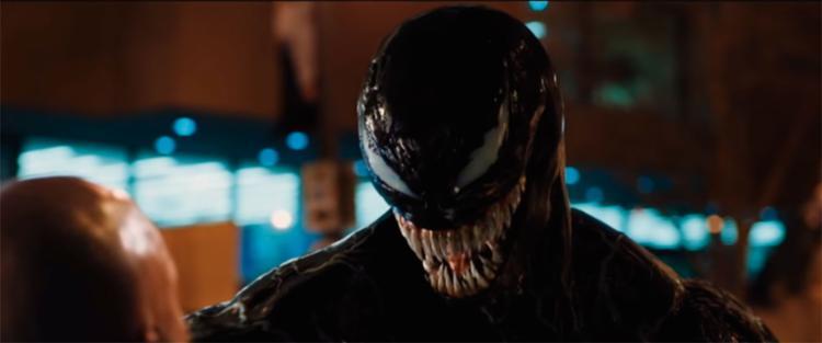 O longa vai contar uma história paralela ao universo cinematográfico da Marvel sobre o arqui-inimigo do Homem-Aranha, Venom - Foto: Reprodução | Youtube