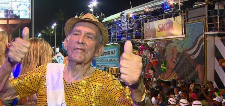 Tapajós morreu no dia 16 de junho, aos 85 anos. - Foto: Divulgação