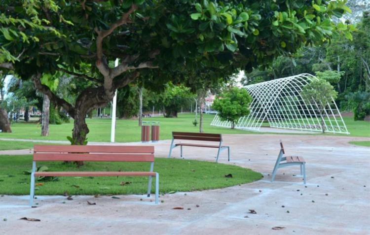 Projeto ganhador será colocado no Parque da Cidade, no Itaigara - Foto: Max Haack | Agecom