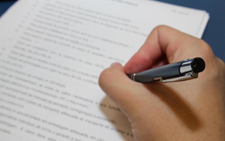 Provas serão aplicadas no dia 26 de agosto - Foto: Marcos Santos | USP Imagens | Divulgação