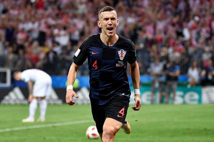 O meia foi o destaques da seleção croata diante da Inglaterra - Foto: Jewel Samad | AFP