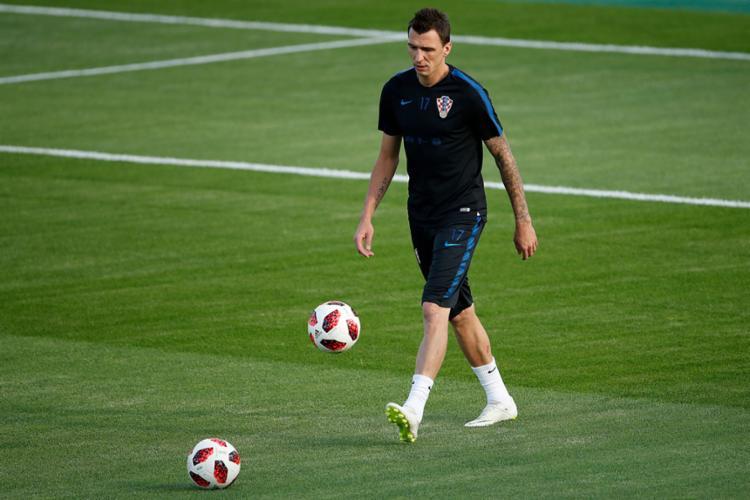 Com 32 gols, o atacante é o segundo maior artilheiro da Croácia - Foto: Odd Andersen | AFP