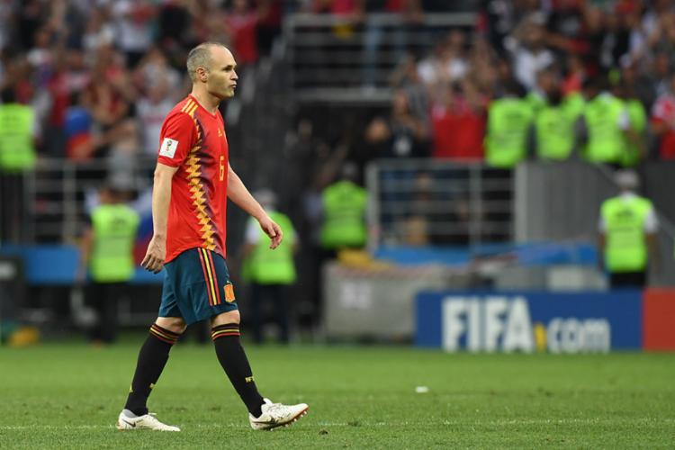 Na Copa de 2010, o meia foi o autor do gol que deu ao país seu primeiro e único Mundial - Foto: Francisco Leong   AFP