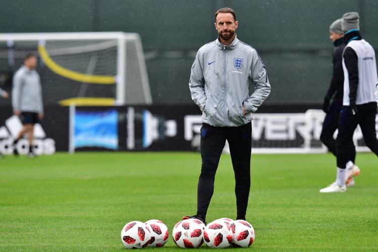 O técnico está há dois anos no comando da seleção Inglesa - Foto: Giuseppe Cacace | AFP