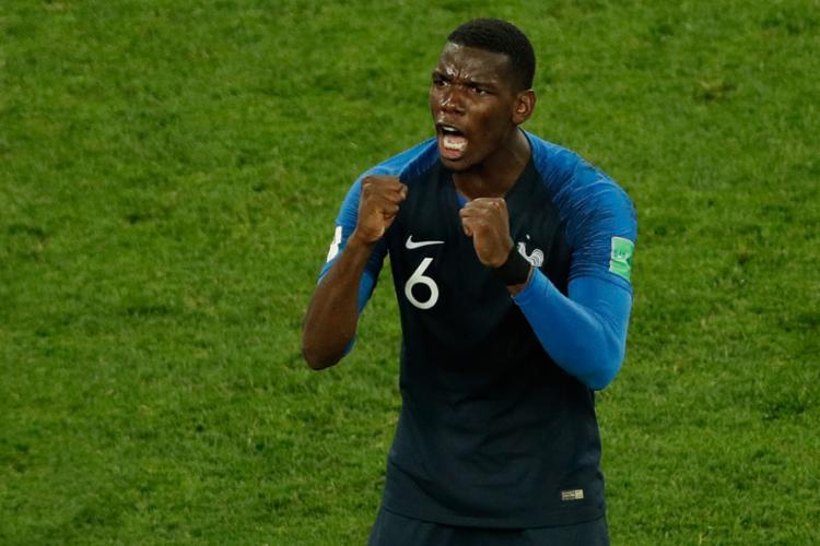 O meia relembrou a de Euro 2016 quando os Bleus foram derrotados na final por Portugal - Foto: Adrian Dennis | AFP