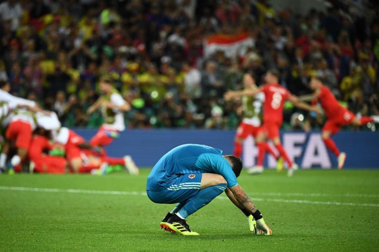 Jogos emocionantes marcaram o 19º dia do Mundial da Rússia - Foto: Franck Fife | AFP