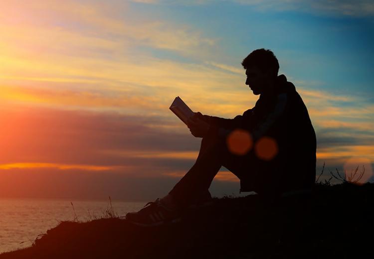 No esporte, a leitura ainda tem o papel de desenvolver nos atletas a inspiração, coragem e motivação - Foto: Divulgação