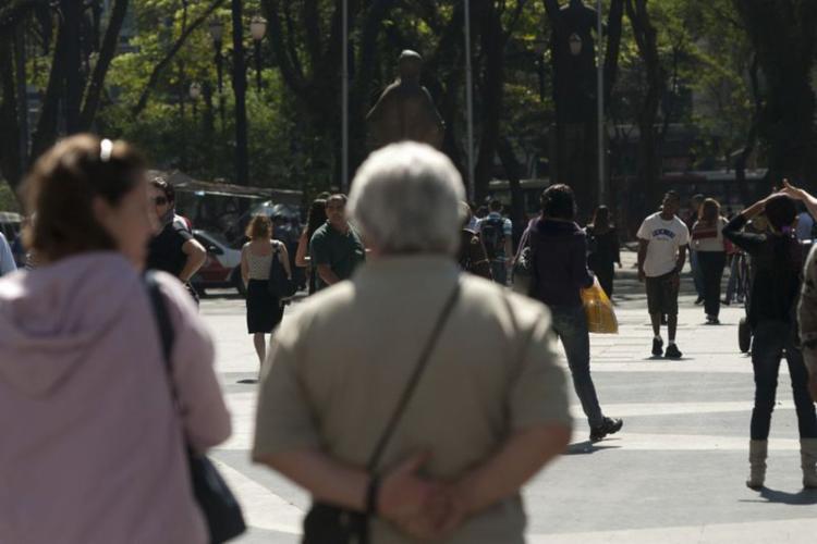 A partir deste ano, o declínio será 228,3 milhões em 2060 - Foto: Agência Brasil
