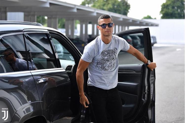 Cristiano Ronaldo nega as acusações e diz que o sexo foi consensual - Foto: Divulgação l Juventus