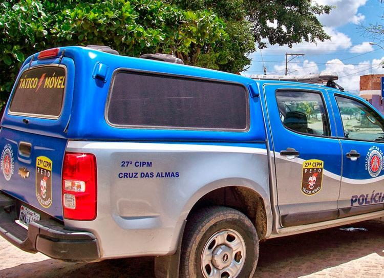 Vítima prestou queixa na delegacia, que investiga caso - Foto: Reprodução   Cruz na Tela