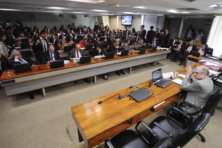 Lei garante que qualquer pessoa possa pedir a empresas que deletem informações pessoais coletadas - Foto: Edilson Rodrigues | Agência Senado