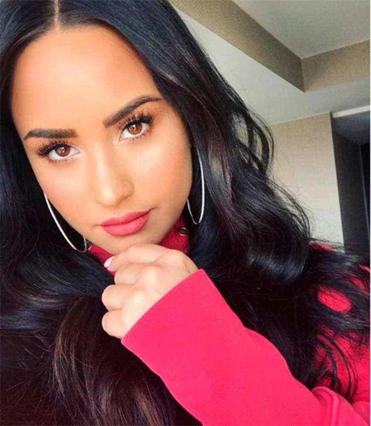 Demi nunca escondeu sua luta contra o uso abusivo de álcool e drogas - Foto: Reprodução | Instagram
