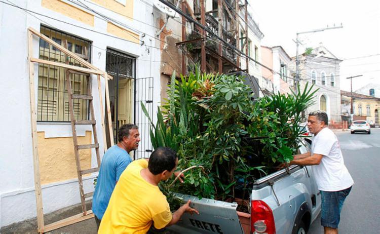A estimativa é que o retorno do concurso de fachadas estimule a participação popular. - Foto: Luciano da Matta | Ag. A TARDE
