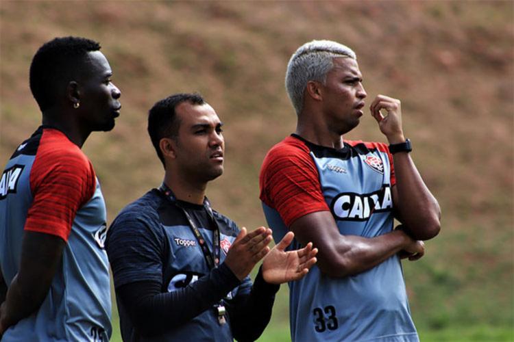 Com 31 gols sofridos, a defesa do Leão é a mais vazada dentre os 20 clubes da Série A do Brasileirão - Foto: Maurícia da Matta | Divulgação | E. C. Vitória