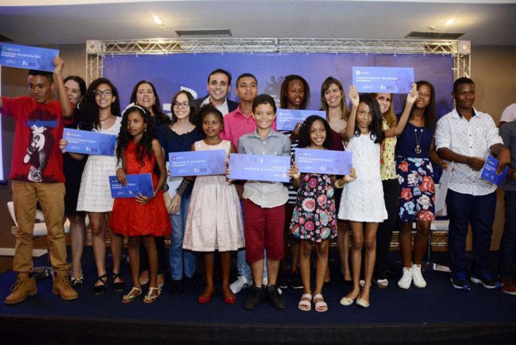 Concurso é voltado para alunos dos Ensino Fundamental I e II, e do EJA - Foto: Reprodução | SMED