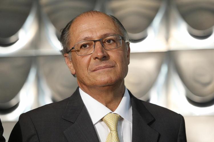 A promotoria diz que há indícios de que o ex-governador de SP aceitou recursos da Odebrecht - Foto: Dida Sampaio | Estadão
