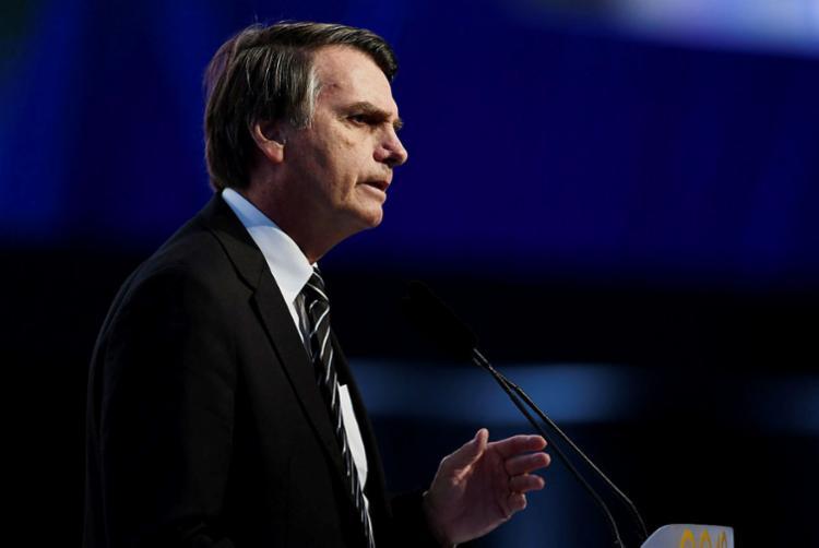 Para Lamounier, o tempo de espaço na televisão é um dos fatores que implicará - Foto: AFP | Evaristo Sá