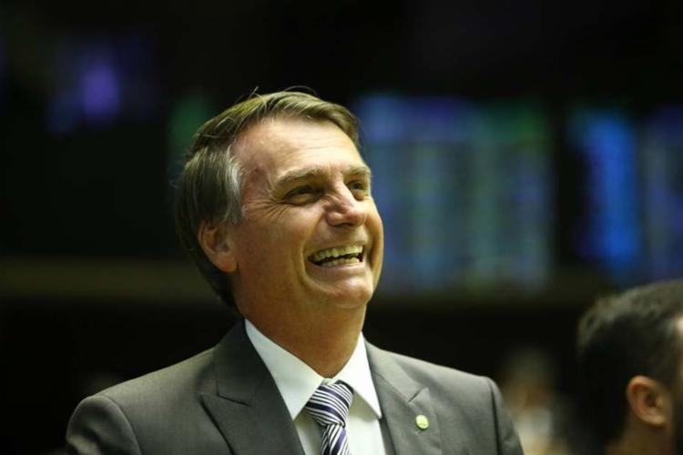 Deputado reuniu grandes empresários para se apresentar como ideário liberal na economia - Foto: Dida Sampaio | Estadão