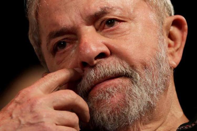 Lula foi condenado pelo Tribunal Regional Federal da 4ª Região a 12 anos e um mês de prisão - Foto: Ricardo Moraes   Reuters
