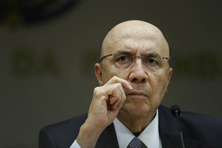 Meirelles lembrou que o atual secretário da Receita, Jorge Rachid, foi escolhido por ele para o cargo - Foto: Fabio Rodrigues Pozzebom | Agência Brasil
