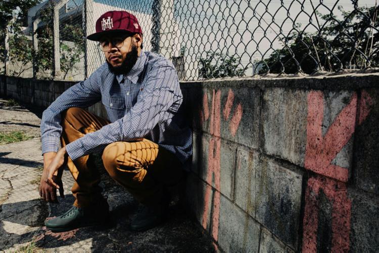 Rapper se apresentará no Trapiche Barnabé - Foto: Jose de Holanda | Divulgação