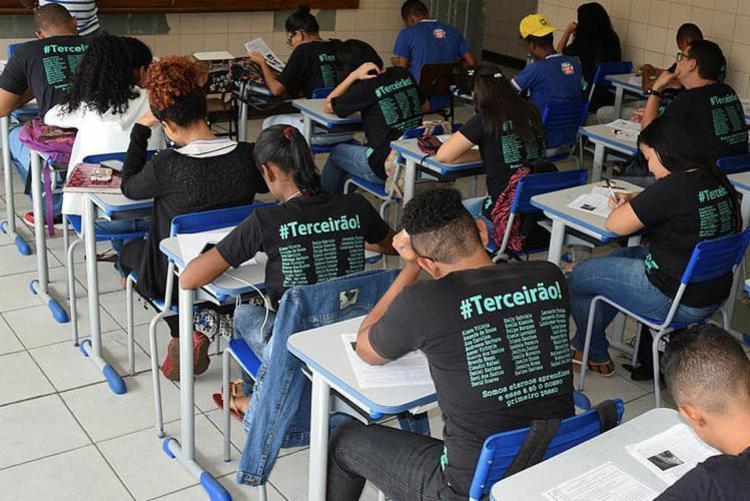 Selecionados são estudantes que concluíram o ensino médio na rede pública - Foto: Suami Dias | GOVBA