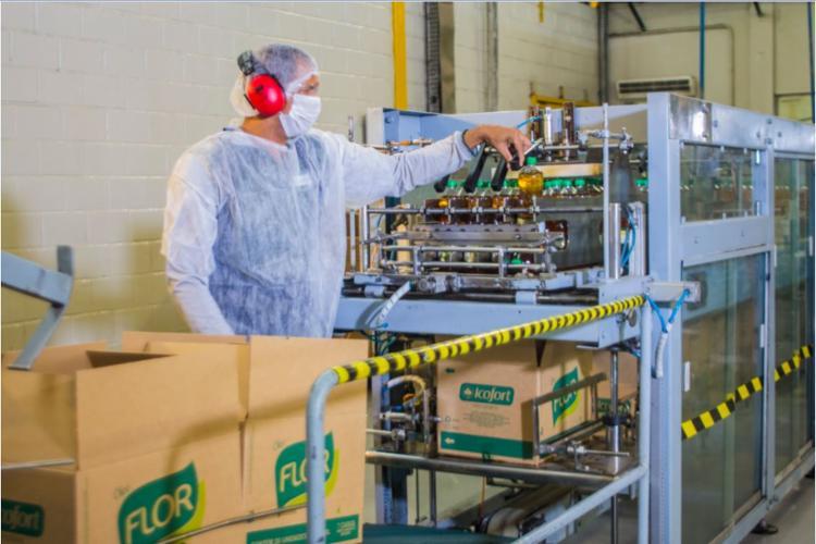 O equipamento é tido como a primeira indústria projetada para a produção de alimentos livres de gordura hidrogenada - Foto: Divulgação