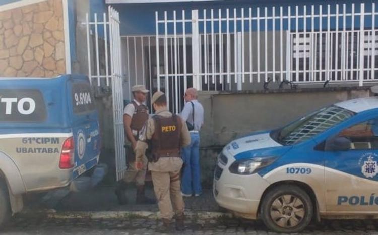 Prisão foi feita após denuncias ao CRO-BA - Foto: Reprodução | Site Ubaitaba Urgente