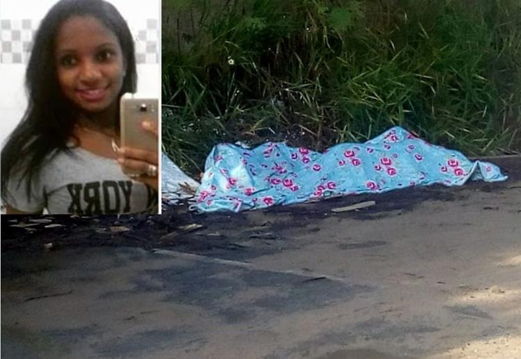 Vítima foi morta após discutir com o ex, que não aceitava o fim do relacionamento. - Foto: Reprodução | Site Bahia ExtremoSul